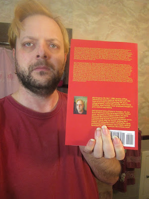Travis With Short Defender Book, Shot C