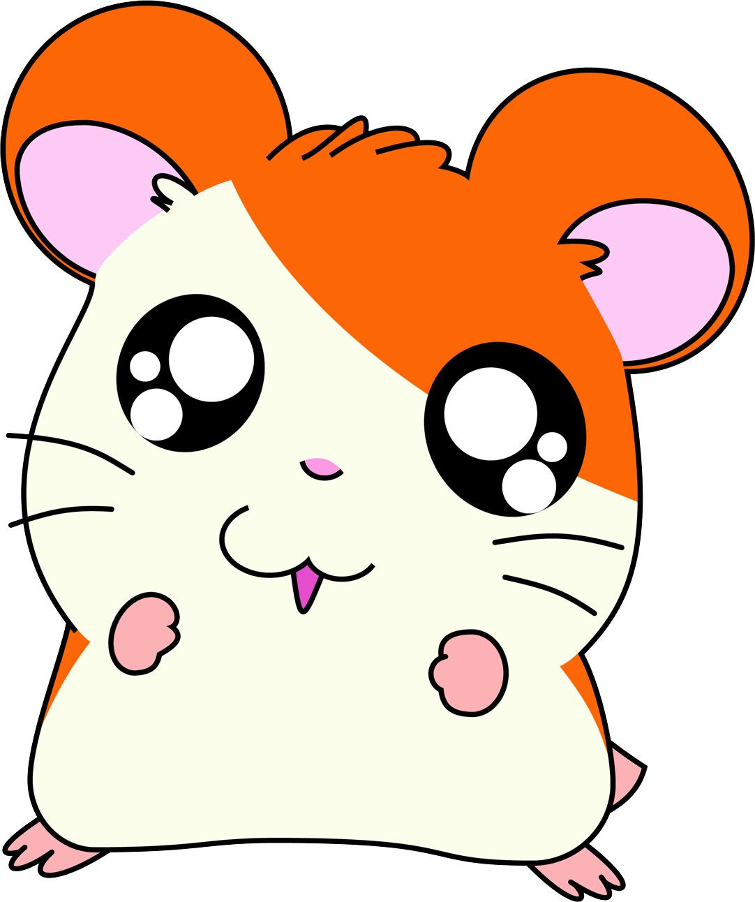 Hamtaro Um Anime Sobre Hamsters on animated ham