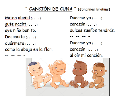 Canci n de cuna brahms eduplaneta musical - Canciones de cuna en catalan ...