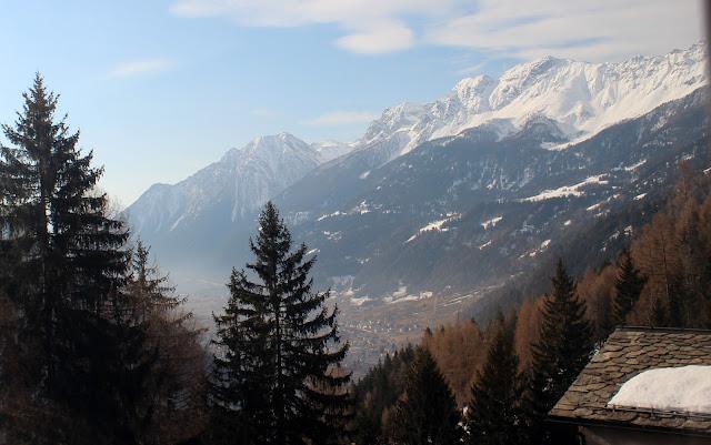 Viaje en el Bernina Express