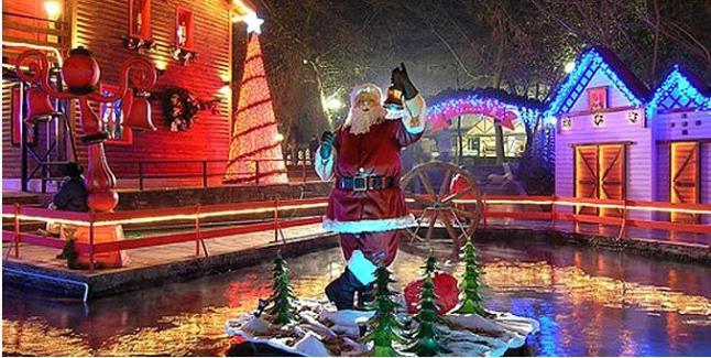 Πρόσκληση εκδήλωσης αρχικού ενδιαφέροντος προς επαγγελματίες της Λάρισας για το θεματικό πάρκο Χριστουγέννων