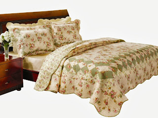 Greenland Home Bliss Full/Queen Quilt Set