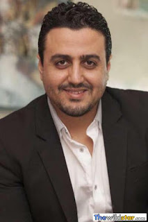 رشيد العلالي (Rachid Allali)، كوميدي ومقدم برامج مغربي