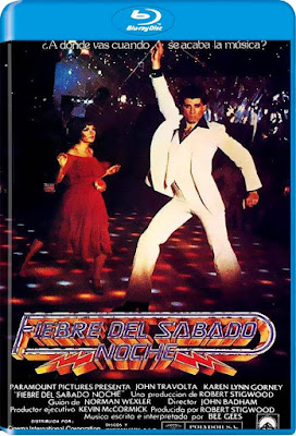 Saturday Night Fever 1977 2in1 BD25 Latino