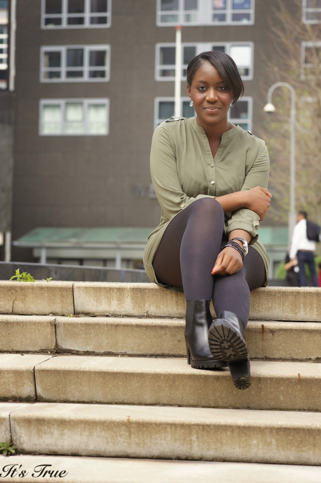 over the knee boots ESTHER MAURITZ