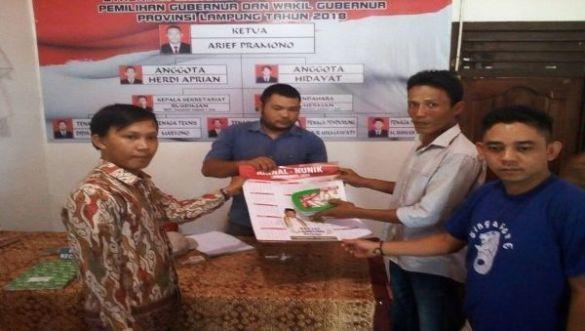Pendamping Lokal Desa Rangkap Jurkam Arinal Nunik