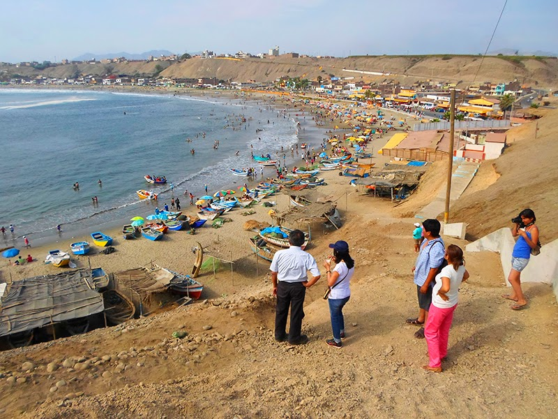 Playas de Barranca