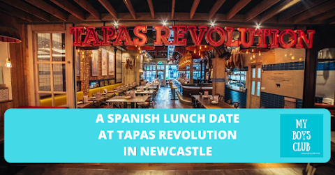 A Spanish Lunch Date at Tapas Revolution in Newcastle (REVIEW)