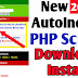 Advance Automatic Update Auto index script Download 2018