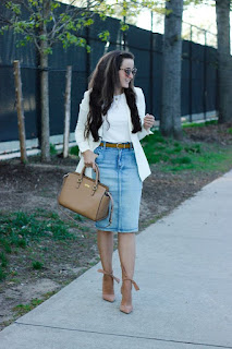 Looks com Saia Jeans