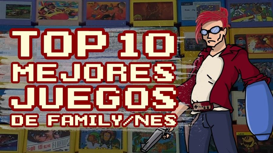 T I E R R A F R E A K Top 10 Mejores Juegos De Family Nes La