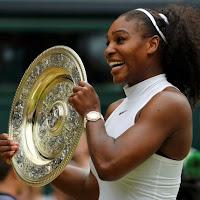 Serena wins 7th Wimbledon