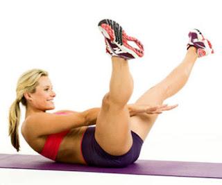 kadınlar için karın kası egzersizleri