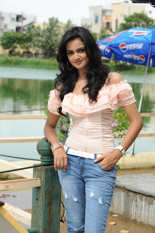 Shanvi Srivastava photo-shoot stills