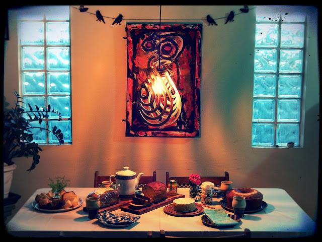 Café da Manhã do Sítio