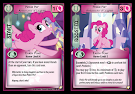 My Little Pony Pinkie Pie, Ambassador of Laughter Equestrian Odysseys CCG Card