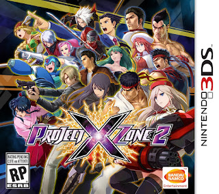 Project X Zone 2 | Download 3DS CIAs