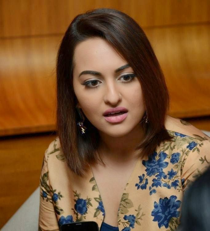 Bollywood Actress Sonakshi Sinha Latest Stills