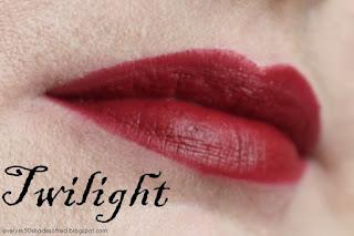 Freedom Makeup Pro Lipstick Kit Noir Mattes Twilight