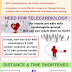 TELECARDIOLOGY- a means to bring down fatal heart attacks by minimising time & distance