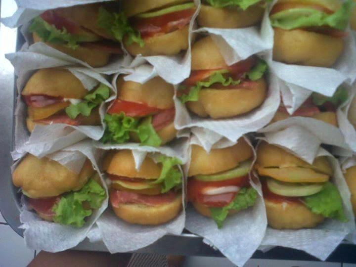Resep Kue Untuk Berwirausaha Roti Burger Untuk Di Jual