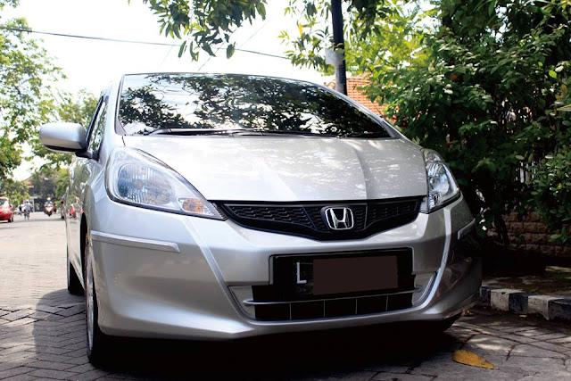 harga Honda Jazz tahun 2012 bekas