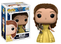 Funko Pop! Belle with candlestick