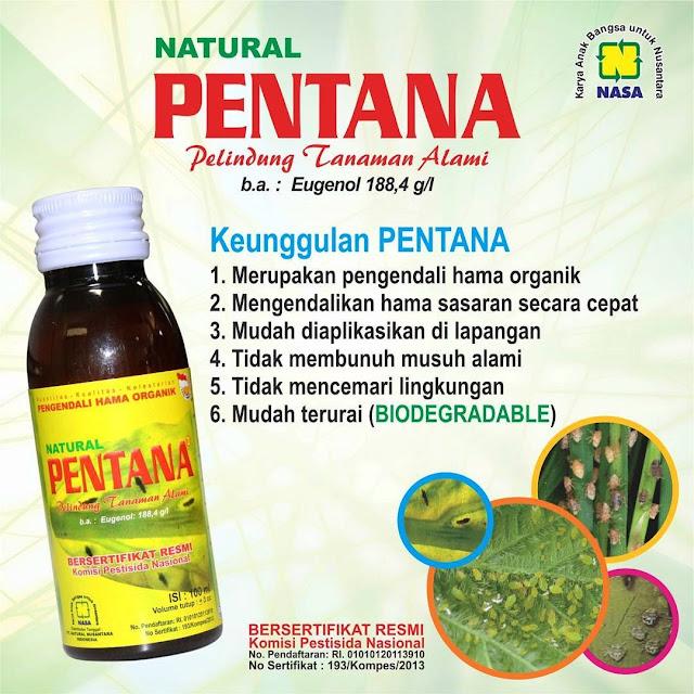 Pengendali Hama, Pestisida Organik, Produk NASA, Produk Pertanian dan Perkebunan, Agen Pentana Purwokerto,