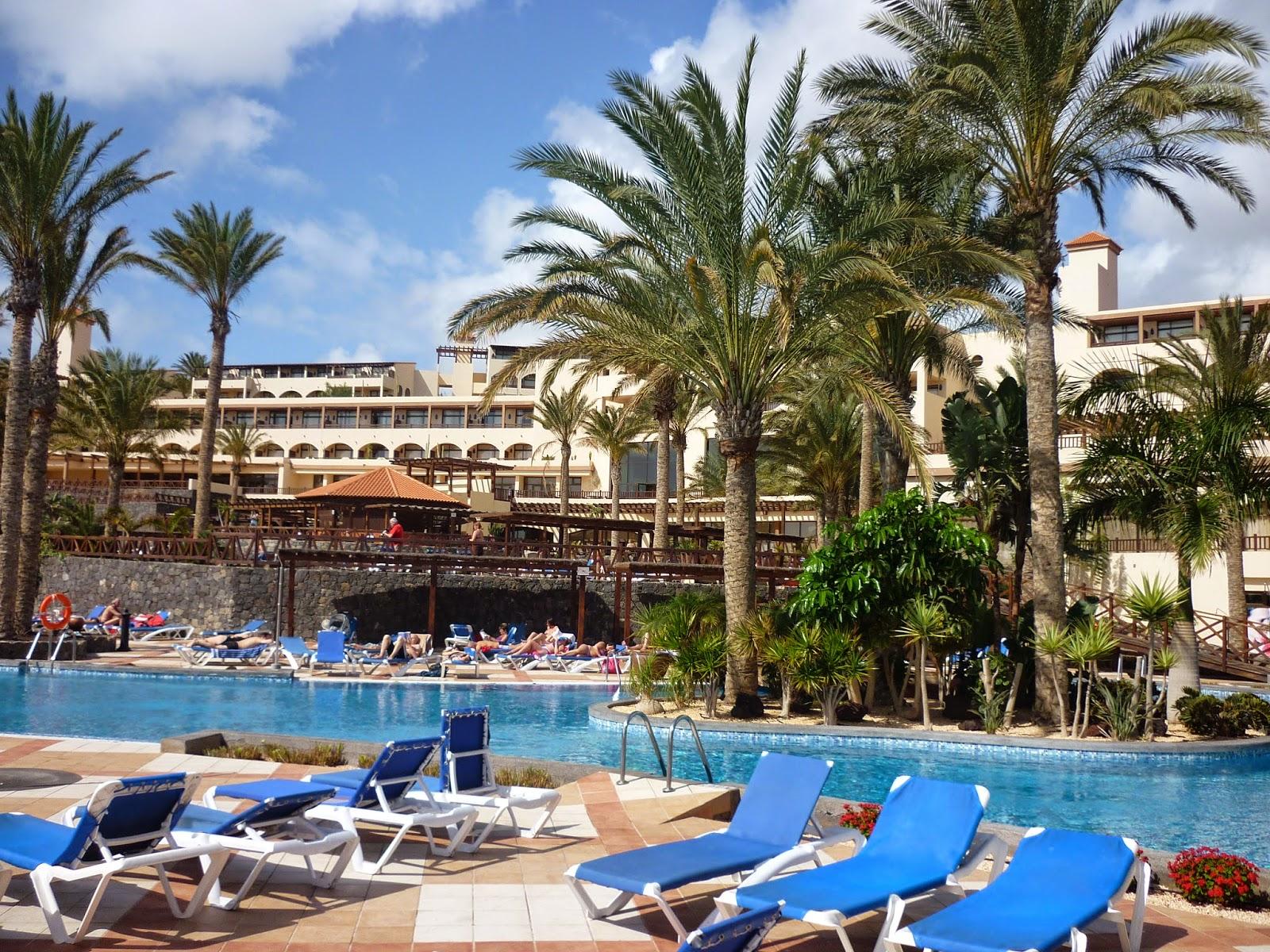 Fuerteventura - îles canaries - hotel barcelo jandia mar
