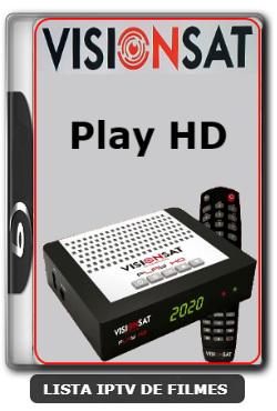 Visionsat Play HD Primeira Atualização do Novo Lançamento V1.03 - 06-02-2020