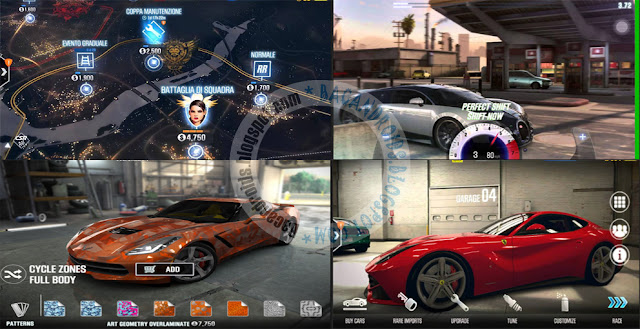 Download CSR racing 2 v1.8.0 Apk Data Full terbaru For Android