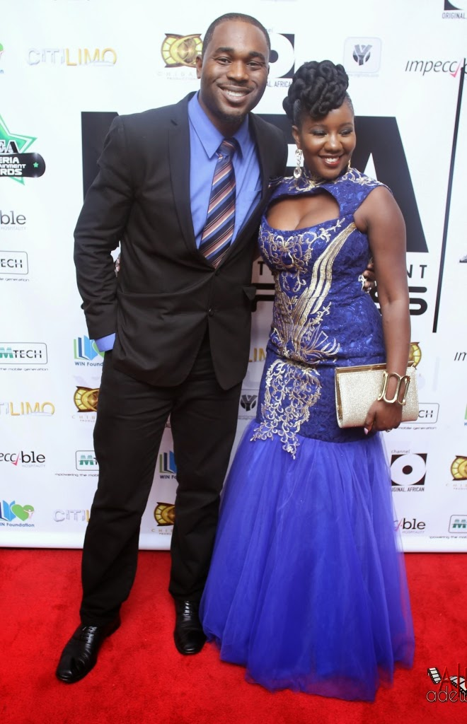 P67A9928 Red carpet photos from 2014 Nigeria Entertainment Awards