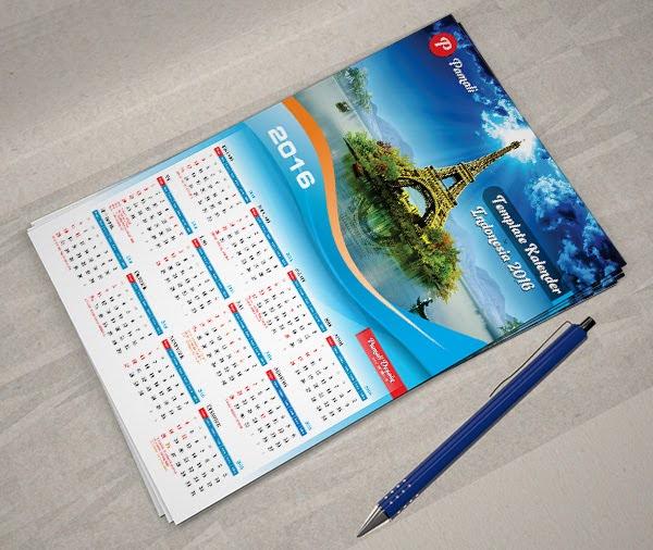 57+ Aksesoris Cara Membuat Desain Kalender Dinding, Desain ...