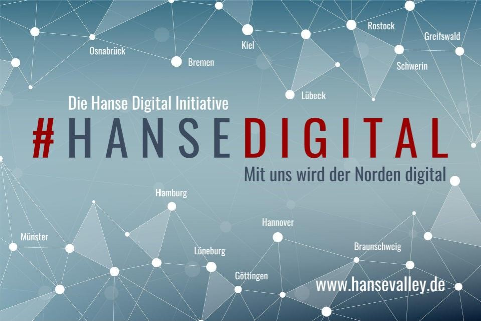 # H A N S E D I G I T A L - Die Hanse Digital Initiative.