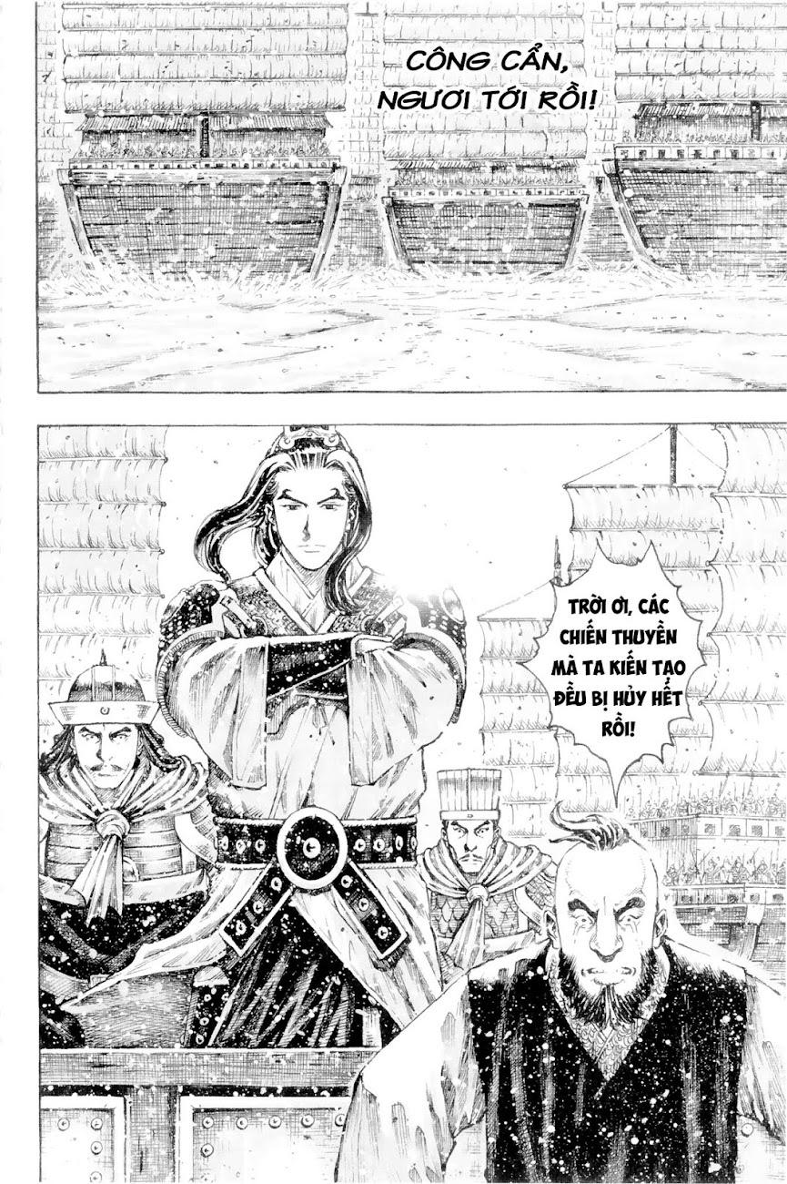 Hỏa phụng liêu nguyên Chương 416: Tôn quân lên bờ [Remake] trang 17