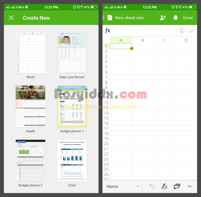 Download Polaris Office Pro + PDF Editor Mod APK Versi Terbaru
