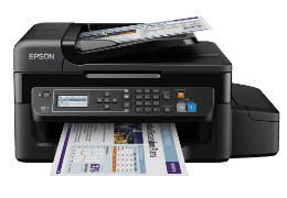 Image Epson ET-4500 Printer Driver