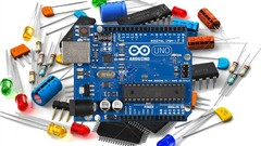 Build 12 Arduino microcontroller Engineering projects today!