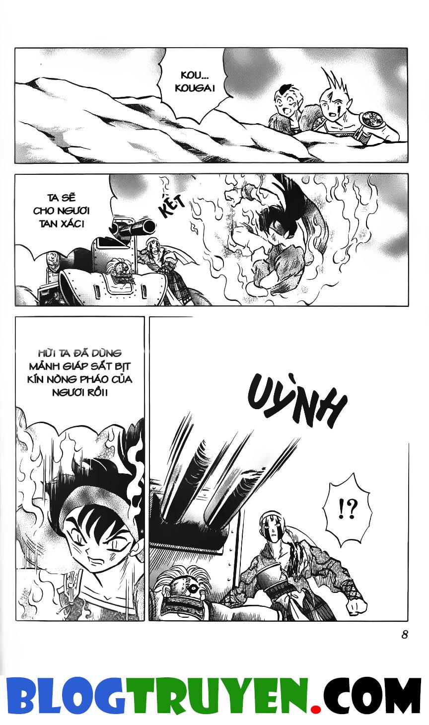 Inuyasha vol 27.1 trang 4
