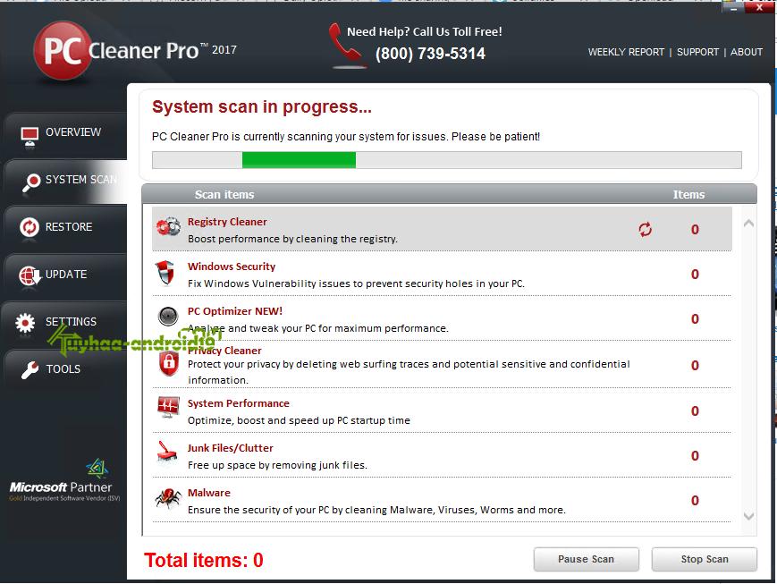 PC Cleaner Pro kuyhaa