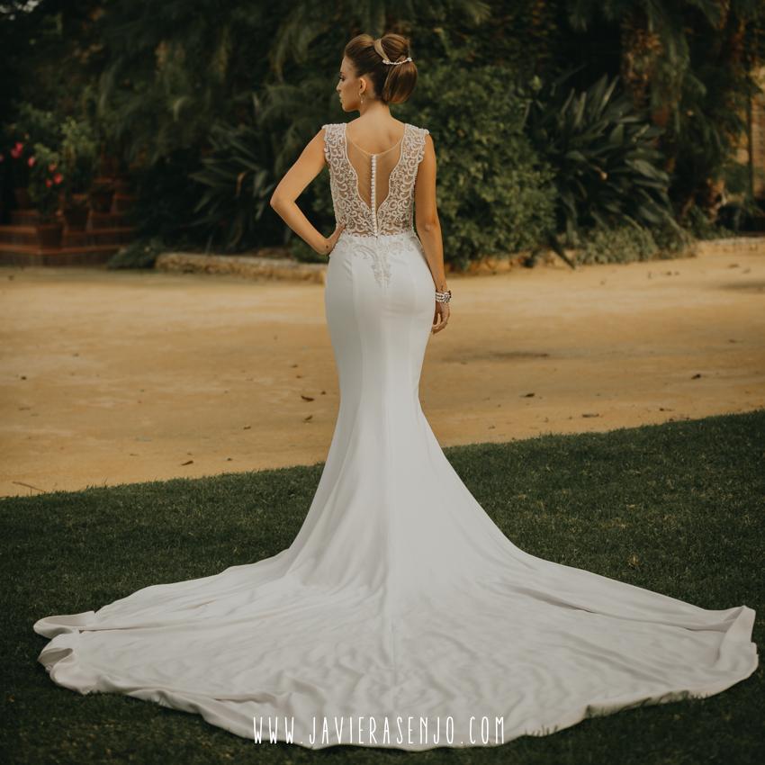 vestido de novia de Sedka Novias