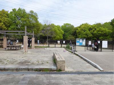 深北緑地公園 ドッグラン