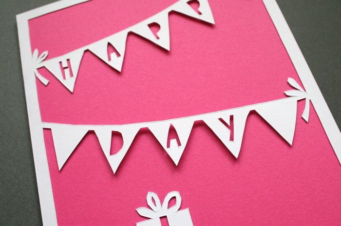 Birthday Card For Paula