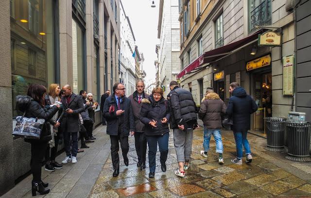 Luini Panzarotto Milano
