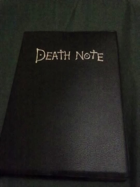 death note Comic Alley