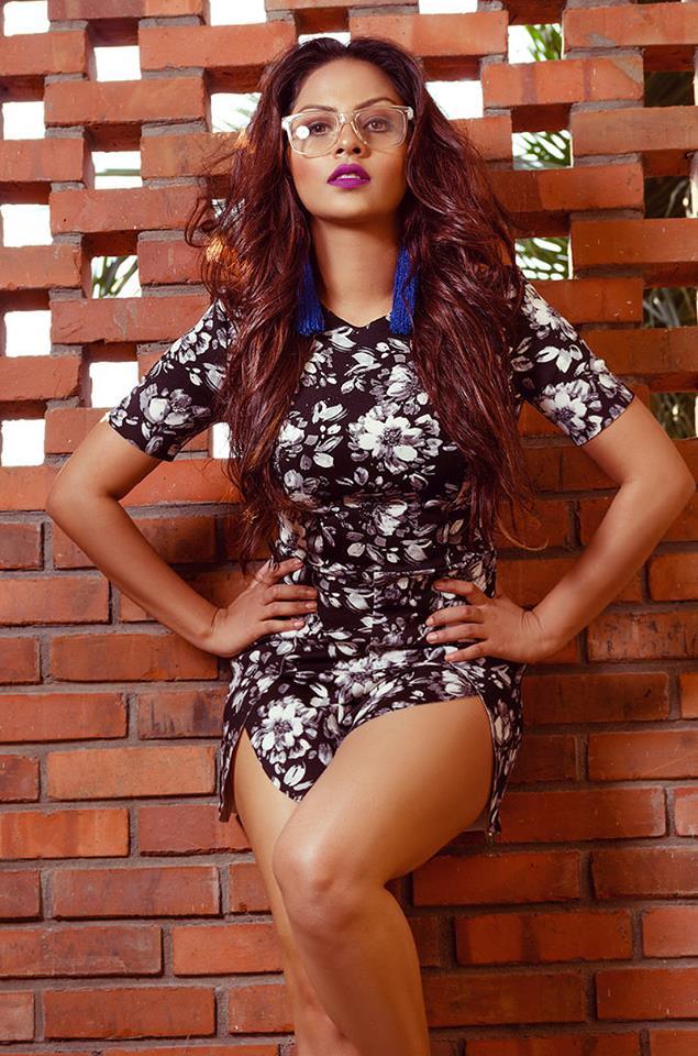 Shalani Tharaka  Sri Lanka Actress  - Sri Lanka Models And Actress-7250