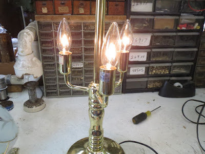Lamp Parts And Repair Lamp Doctor Vintage Touch Control