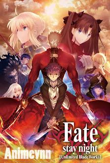 Fate/stay Night: Unlimited Blade Works - Đêm Định Mệnh: Vô Hạn Kiếm Giới 2014 Poster