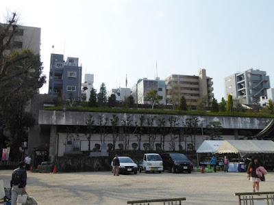 大阪天満宮・境内