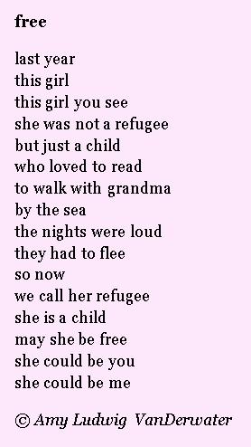 Refugees Poems 7